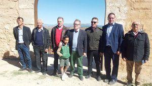 Diputación de Cuenca lleva invertido un millón de euros en la reconstrucción y revitalización de la villa de Moya