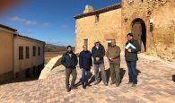 Diputación de Guadalajara invierte más de 200.000 euros para mejorar la pavimentación y redes de agua en seis municipios de la provincia