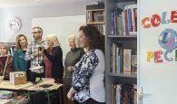 Dos nuevos equipos donados por la Asociación Cultural Libros y Más facilitarán la tarea docente del Equipo de Atención Educativa Hospitalaria y Domiciliaria de Guadalajara