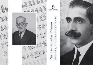 El Archivo Histórico de Cuenca guardará el legado musical de Nicolás Cabañas