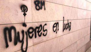 El Ayuntamiento de Cuenca lamenta los ataques al patrimonio con pintadas en espacios protegidos de la ciudad