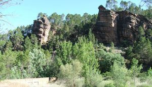 El Campus Diputación de Cuenca de Senderismo reanuda su actividad de primavera en Boniches
