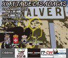 El domingo 24 se celebra en Peñalver la XI Ruta de las Aliagas, primera prueba del Circuito MTB Diputación de Guadalajara