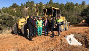 El Gobierno regional ha concluido ya las obras de caminos rurales en 63 municipios de la provincia de Guadalajara