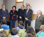 El Gobierno regional pone en valor la jornada de puertas abiertas celebrada por el IES 'Clara Campoamor', centrada en darse a conocer a sus futuros alumnos