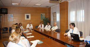 El Hospital de Cuenca constituye un equipo multidisciplinar para coordinar la implantación de prácticas quirúrgicas seguras