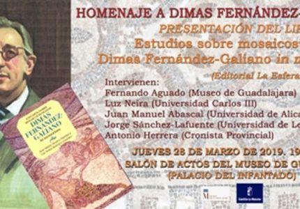El Museo Provincial de Guadalajara rinde homenaje al que fuera su primer director, Dimas Fernández-Galiano