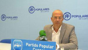 El Partido Popular de Cuenca presenta ante la Junta Electoral Provincial sus candidaturas al Congreso de los Diputados y al Senado