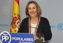 El PP de Guadalajara presenta a Silvia Valmaña como cabeza de lista al Congreso, con Alfonso Esteban como número dos