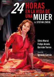 El sábado, 16 de marzo, en el Buero Vallejo continúa el Ciclo Otro Teatro 2019 con 24 horas en la vida de una mujer