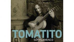 El sábado, 9 de marzo, Tomatito inaugura el ciclo Música en Primavera 2019 en el Buero Vallejo