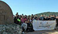 El senderismo del Programa Somos Deporte 3-18 retoma su actividad en Priego tras el parón invernal