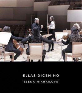 El viernes,15 de marzo, concierto en el Moderno para conmemorar el Día Internacional de la Mujer