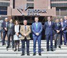 Eurocaja Rural renueva su convenio financiero con Fedeto y pone 60 millones a disposición de los empresarios