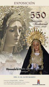 Exposición de la Hermandad de la Virgen de la Soledad de Guadalajara y presentación de libro póstumo de López de los Mozos, el lunes 11 en la Sala de Arte de Diputación