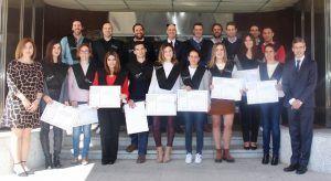 Finaliza el II Máster in Executive English de Toledo promovido por la Fundación Eurocaja Rural, y se cubren las primeras plazas para la III edición