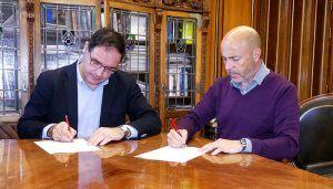 Firmado el contrato de redacción del proyecto de rehabilitación del Convento de San Clemente como hospedería