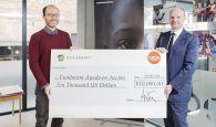 Fundación Assurant invierte en el futuro con una donación de 10.000 dólares para Ayuda en Acción y ayudar a los niños a aprender sobre robótica y tecnología