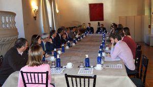 Godoy insiste en que Cuenca necesita un centro de convenciones para impulsar el turismo de congresos