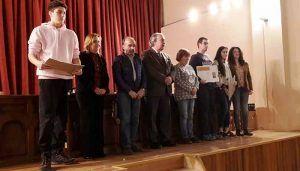 Gonzalo Granizo, Lucía Álvarez y Abel Heredia, ganadores de la fase provincial de la Olimpiada de Geología en Guadalajara