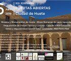 Huete celebra el 6 de abril la XXI Jornada de Puertas Abiertas de Monumentos y Museos