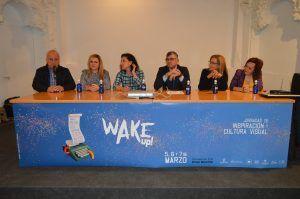 inauguración jorandas wake up | Liberal de Castilla