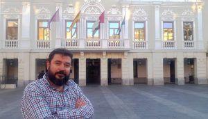 Jorge Riendas, candidato a la Alcaldía por AIKE