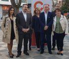 José Luis Muñoz y Jaime Saiz se presentan por Cs como la regeneración necesaria en política en Cuenca