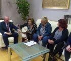 José Manuel Latre se reúne con Afammer Guadalajara para conocer sus demandas y mostrarle su apoyo