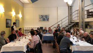 La Asociación de Profesores de Francés de Cuenca celebra un encuentro gastronómico francófono en el IES San José
