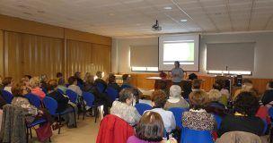La Asociación del Comercio de Cuenca aborda, con la Asociación Luzán, la situación del comercio tradicional