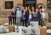 La Diputación de Guadalajara completa en Molina la entrega de 143 equipos informáticos a los ayuntamientos que lo han solicitado