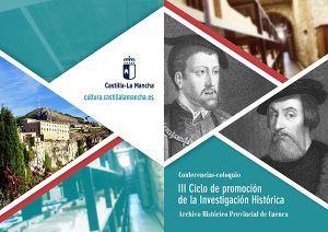 La españolización del rey Carlos I llega al ciclo de conferencias del Archivo Histórico de Cuenca