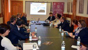 La Junta comienza la revisión y mejora geométrica de las Líneas Limite en nueve municipios de la comarca de Tarancón