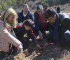 La Junta conmemora en Cuenca el Día Mundial Forestal con una actividad de reforestación en la que han participado más de un centenar de personas