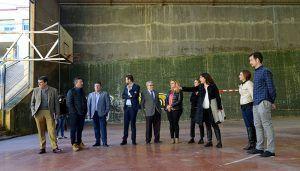 La Junta invertirá 303.633 euros en la reforma del frontón del CP 'Federico Muelas' de Cuenca, una obra que se iniciará este mes