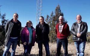 La provincia de Guadalajara llega hasta las 207 antenas de telecomunicaciones con cobertura 4G