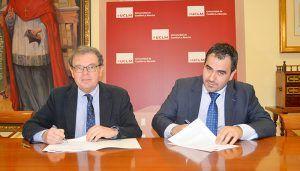 La UCLM y MEISA colaborarán en el desarrollo de proyectos de transformación digital de servicios a la industria