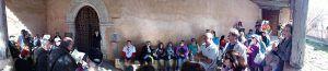 La XII Marcha Cuencleta. Naturaleza y Patrimonio llega hasta Molinos de Papel y Palomera