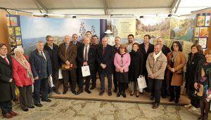 """Latre """"Entre todos debemos visibilizar, apoyar e impulsar nuestro sector apícola como fuente de desarrollo rural"""""""