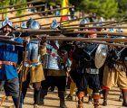 Los Tercios de España protagonizan las II Jornadas de Recreación Histórica en el castillo de Belmonte