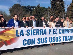 Lucas-Torres asegura que el único partido que garantiza la defensa de los agricultores, la caza, los toros y las tradiciones en Castilla-La Mancha es el PP de Paco Núñez