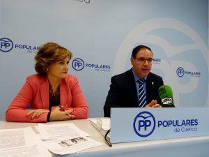 martínez y prieto en rueda de prensa | Liberal de Castilla