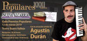 Este martes, 12 de marzo, Gala de entrega de Premios Populares de Nueva Alcarria en el Buero Vallejo