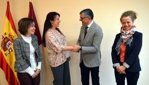 Miriam Castellanos será reconocida por el Gobierno regional con motivo del Día Internacional de la Mujer