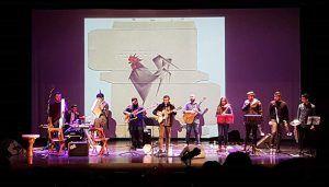 Morgan, el grupo triunfador de los premios Min actuará en Estival Cuenca 19
