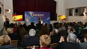 Núñez afirma que para mejorar las comarcas de Castilla-La Mancha es determinante una España fuerte y unida que sólo garantiza Pablo Casado