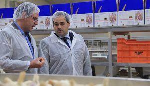 Núñez asegura desde Las Pedroñeras que su Gobierno apoyará el cooperativismo de la región con medidas de verdad y ayudas que lleguen al sector agroalimentario