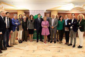 Núñez asiste al acto de Afammer por el Día de la Mujer en Ciudad Real