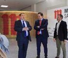 Núñez destaca que su Gobierno reforzará el I+D+i para facilitar la modernización y la competitividad de las empresas de la región